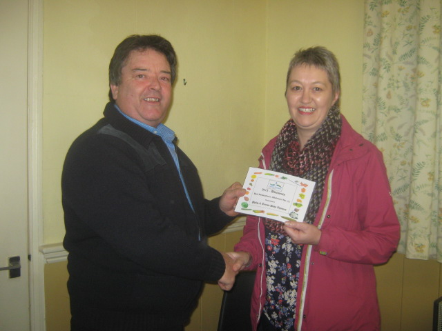 Allotment Award 2016