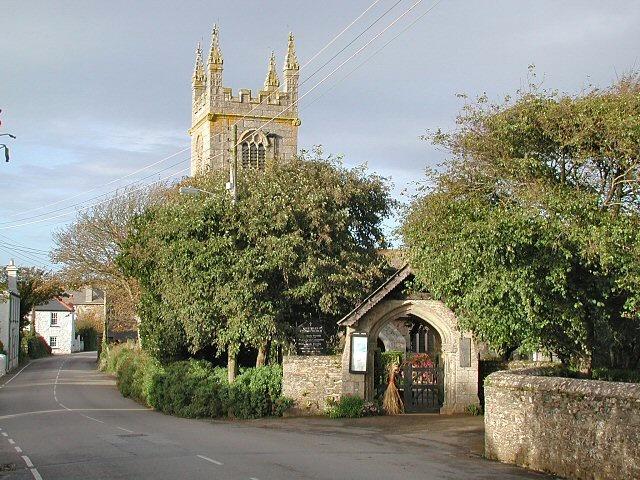 St.Gothian's Church - Gwithian