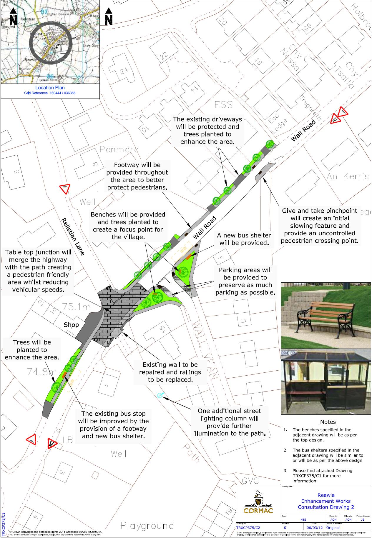 Reawla Streetscape Consultation event