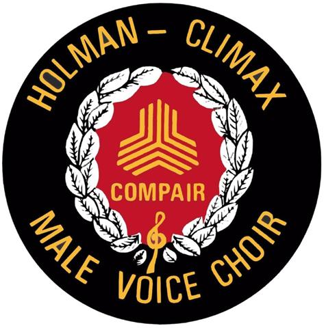 GRAND CONCERT – HOLMAN CLIMAX MALE VOICE CHOIR