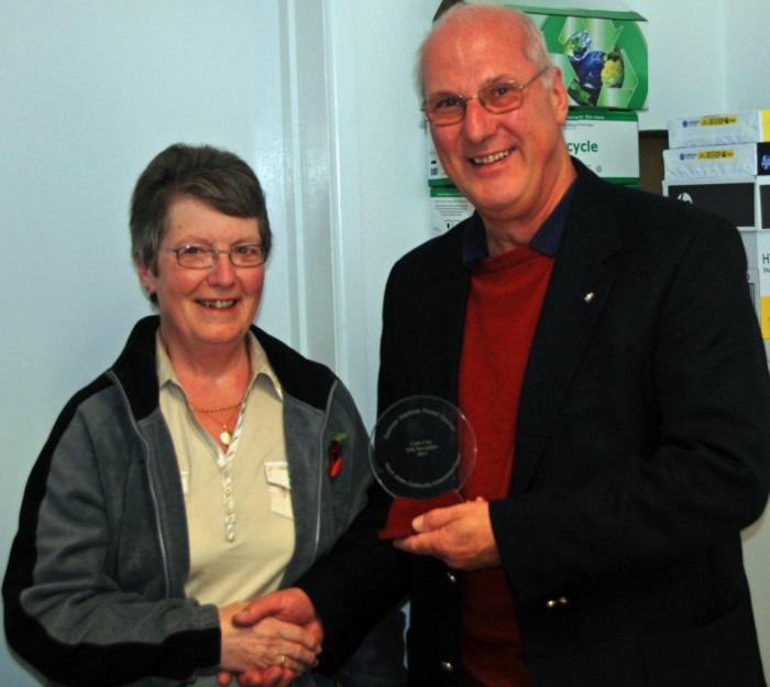 Kelvin Jenkin Community Achievement Award