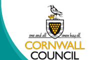 Information Bulletin from Cornwall Council – 030414