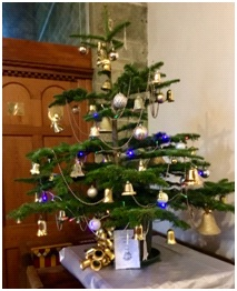 Gwinear Church Christmas Tree Festival – Festival Preview – Friday 15th December 3pm