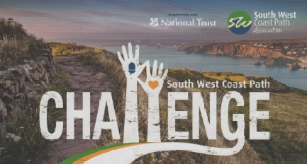 South West Coast Path Challenge 2018
