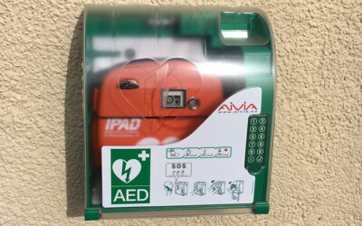 Defibrillator – Update October 2017