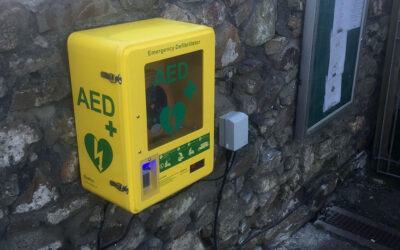 Defibrillator – Update April 2016
