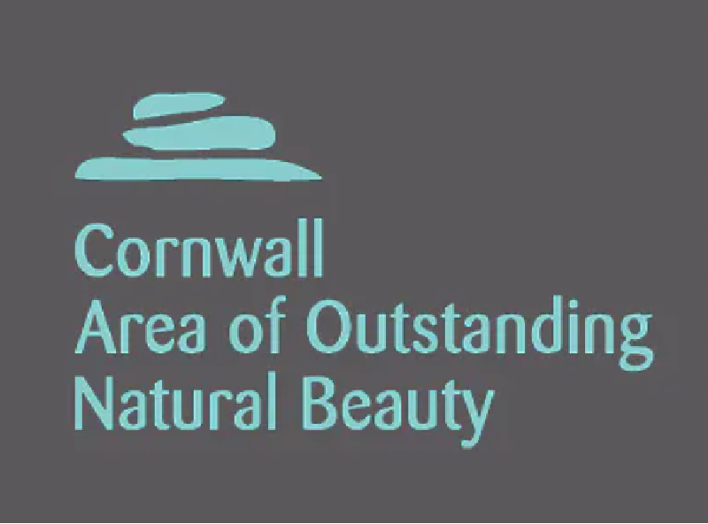 Cornwall Area of Outstanding Natural Beauty Logo