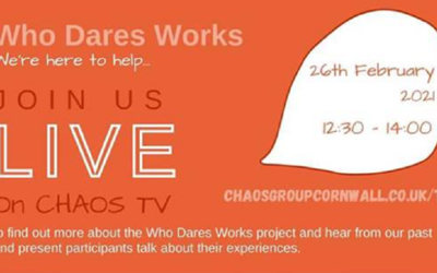 Who Dares Works Celebration and Information event