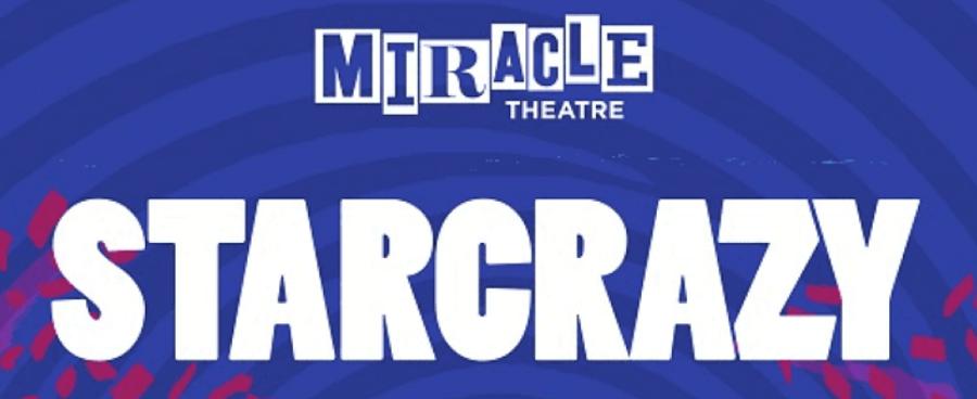 Miracle Theatre Starcrazy logo
