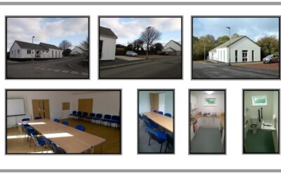Community Hall open for events and groups