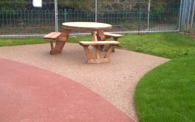 Grant funding received for new disabled access picnic bench