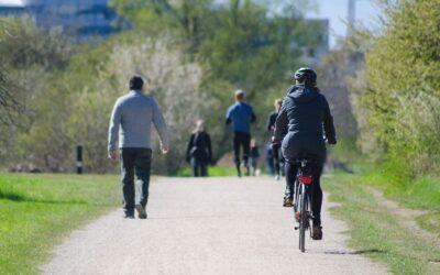 New project – Parish Cycling & Walking Initiative