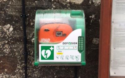 Defibrillator – Update Jan 2019