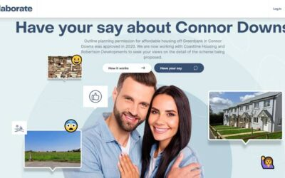 Public consultation – 100% affordable housing development proposal for Connor Downs