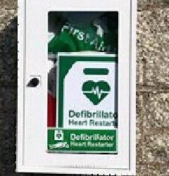Defibrillator – Update May 2020